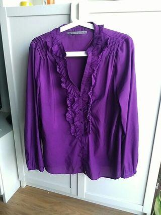 Blusa talla XL Zara