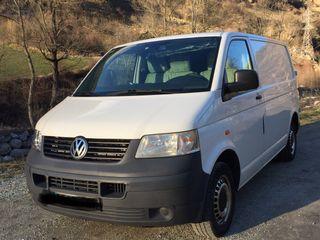 7eeafe1f Volkswagen Transporter de segunda mano en la provincia de Barcelona ...