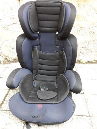 silla coche grupo 1, 2 y 3