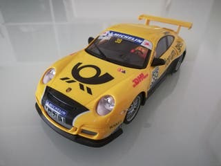 Porsche 997 forum gelb ninco scalextric