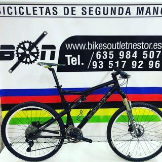 Bicicleta Santa cruz
