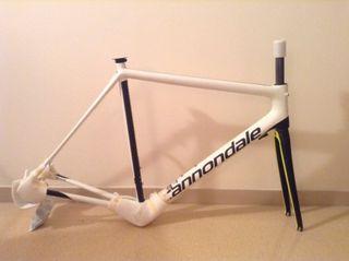 Cuadro de bicicleta Cannondale Evo