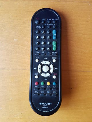 Mando tv SHARP