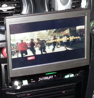 Radio-DVD coche ALPINE IVA-D310R