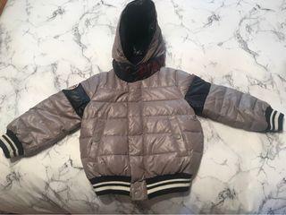 Abrigo plumas Benetton niño