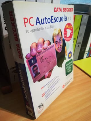 PC Autoescuela. Con tests de examen