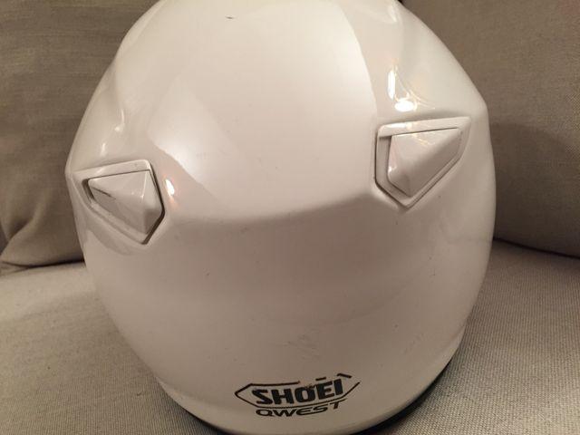 casco SHOEI Qwest Talla M como Nuevo