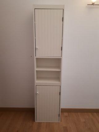 SILVERAN Armario baño Ikea