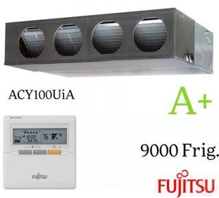 Aire acondicionado fujitsu conductos 9000 frig