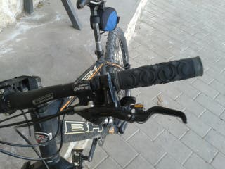 Bici montaña bh