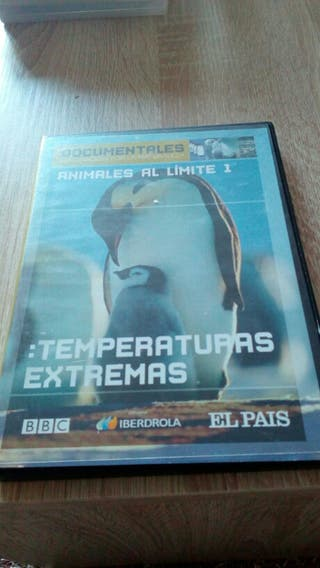 Dvd Temperaturas extremas
