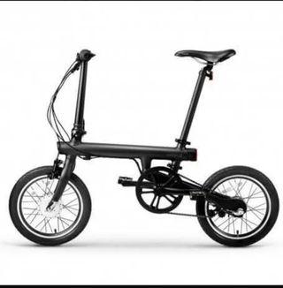 la mejor bici eléctrica plegable Xiaomi qicycle