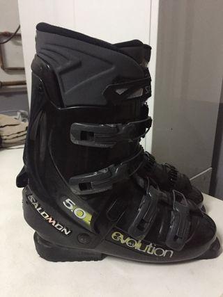 Botas esqui Salomon
