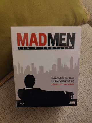 "Serie ""Mad Men"" - Completa en Blu-ray"