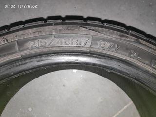 Neumáticos de invierno NANKANG 215/40-17