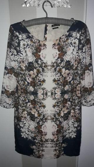 Vestido tunica massimo dutti