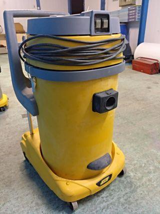 Aspirador industrial 2 motores