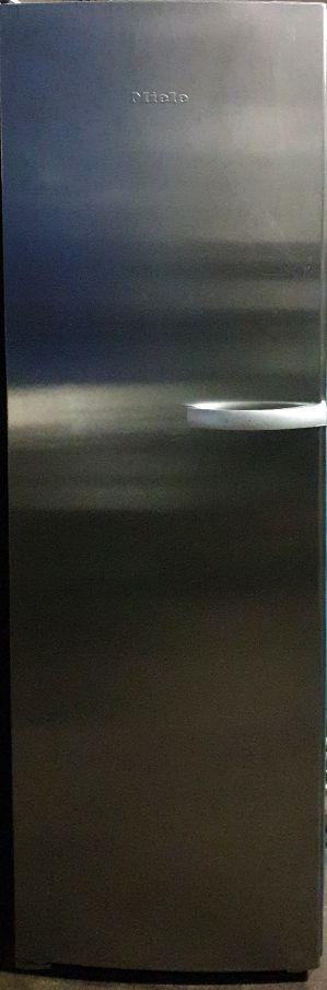congelador vertical miele de inox de 1.85 no frot