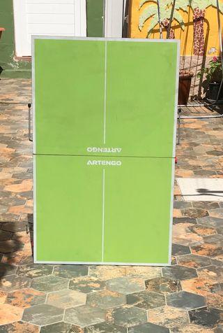 Mini mesa de Ping pong. L 82 cm x A 52 cm
