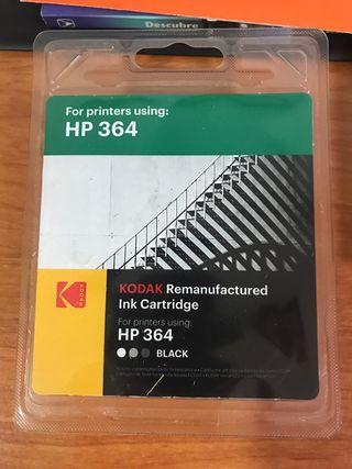 Cartuchos de tinta Kodak compatibles con HP