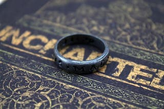 Anillo uncharted 4 Nathan drake