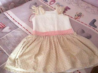 """Vestido de """"Manolita"""", talla 10 años."""