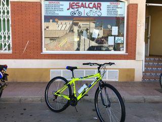 Bicicleta Montaña Rueda 29 Nueva