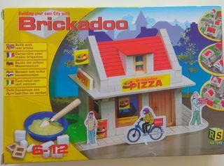 juego /juguete/maqueta construcción ladrillo