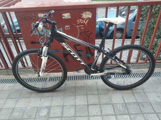 bici scott mountainbike