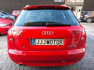 Audi A4 2.0 TDI AVANT S-LINE