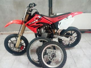 Vendo moto HONDA cr 85