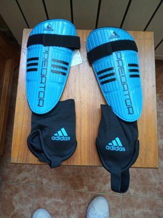 protección de rodilleras nuevas marca Adidas Ta L
