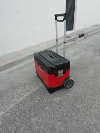carrito-caja de herramientas HILTI