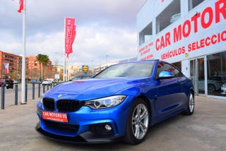 BMW Serie 4 2014 paquete M Sport