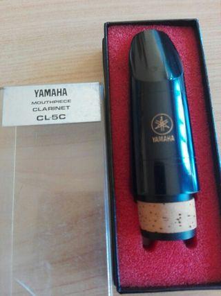 Boquilla clarinete sib yamaha CL5C