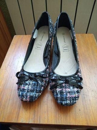zapatos de señora nuevos N38