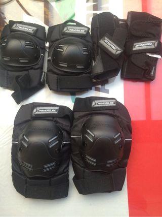 PROTECCIONES SKATE-LONGBOARD