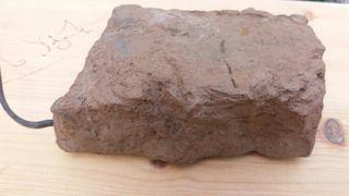piedra térmica.