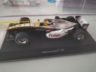 McLaren F1 Pedro de la Rosa, scalextric superslot