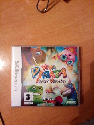 Viva Piñata: Pocket Paradise (Nintendo Ds)