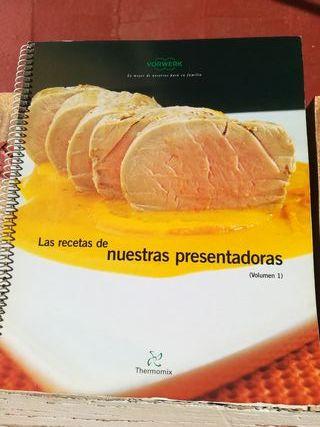 recetas termomix libro