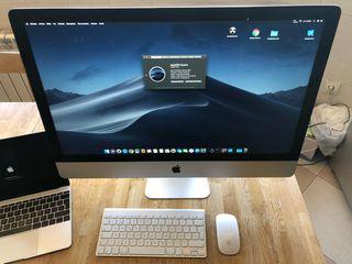 iMac 27 ¡32GB RAM en garantía! 1TB como ¡NUEVO!
