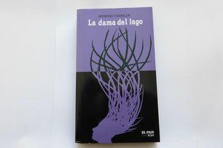 La dama del lago. Raymond Chandler. Libro