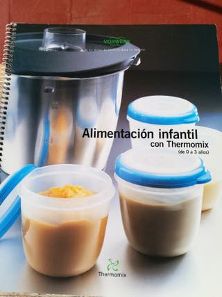 alimentación infantil niños termomix