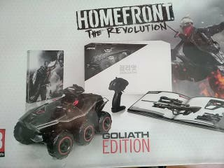 Homefront the Revolution Goliath Edition PS4