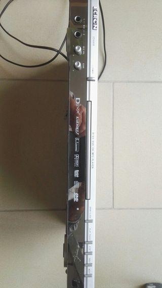 Reproductor divx, dvd, home cinema