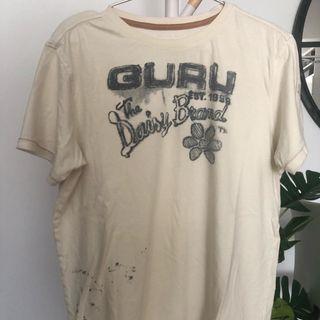 Camiseta Gurú Blanca