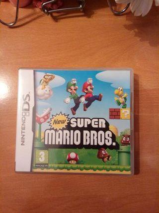 New Super Mario Bros (Nintendo DS)