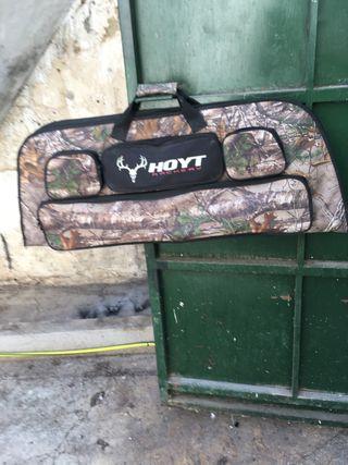 Funda para arcos d poleas d la marca HOYT