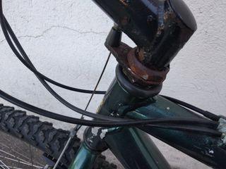 Bicicleta Peugeot Ranger 18 velocidades mtb